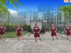 重庆叶子广场舞 《三分钟情歌》 水兵舞 含背面动作分解教学