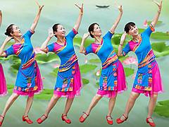 王梅亚虎娱乐,亚虎娱乐app,亚虎777娱乐老虎机 《竹篱笆外野菊花》 含背面动作分解教学