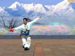 凤凰六哥亚虎娱乐,亚虎娱乐app,亚虎777娱乐老虎机 《那一天》 藏族舞 含背面动作分解教学