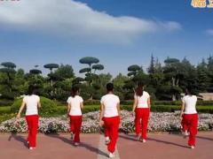 舞动旋律2007 《女人没有错》32步 含背面动作分解教学