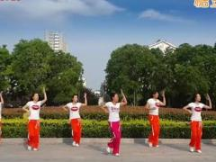 舞动旋律2007健身队 《日不落》 含背面动作分解教学