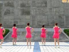 蝶依广场舞《 爱情二维码 》含背面动作分解教学