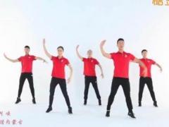 王广成广场舞 《草原儿女心向党》 含背面动作分解教学