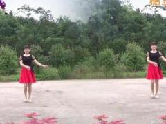 益馨广场舞 《烟花三月下扬州》 含背面动作分解教学
