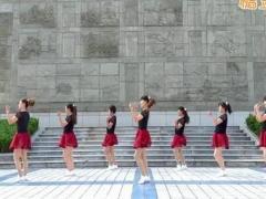 蝶依广场舞 《伤不起》2017 简单32步 含背面动作分解教学