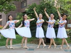 杨丽萍广场舞 《小小新娘花》 民族舞 含背面动作分解教学