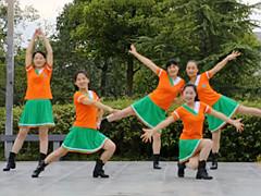 茉莉广场舞《想啊》32步步子舞 单人水兵舞 含背面动作分解教学
