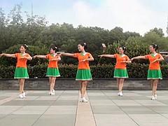 茉莉广场舞 《青悠悠的爱》 蒙族民族舞 含背面动作分解教学