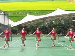 重庆叶子广场舞 《故乡的牧羊人》 含背面动作分解教学