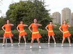 茉莉广场舞《天边的故乡》DJ原创藏族64步入门舞蹈 含教学