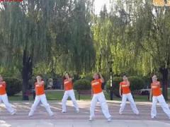 舞动旋律2007健身队 《与爱共舞》 含背面动作分解教学