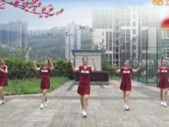 重庆叶子广场舞 别喝那么多 原创附教学