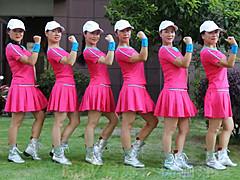 杨丽萍广场舞 《天边》DJ 原创民族舞健身操 含背面动作分解教学