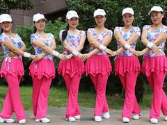 杨丽萍广场舞、丽萍美体健身操 第一套第一节 热身附背面