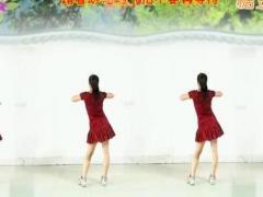 阿采广场舞 DJ幸福跳起来 附简单教学和背面