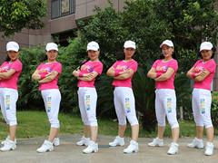 杨丽萍广场舞 美体健身操、第一套第二节 附分解和背面