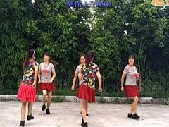漓江飞舞原创 新龙船调 32步双人步子舞附教学