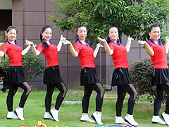 杨丽萍广场舞 《你是我的佛》 民族健身操 含背面动作分解教学