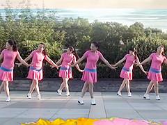 茉莉广场舞 《兄弟哥顶你》 入门舞蹈 含背面动作分解教学