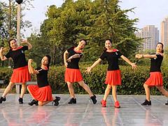 茉莉广场舞 《咱们结婚吧》 手绢花健身舞 含背面动作教学