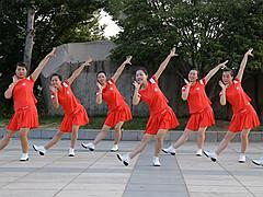 茉莉广场舞 《那里的山那里的水》 入门舞蹈 含教学