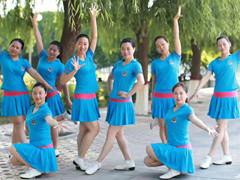云裳广场舞 《大时代》 俏皮健身舞 含背面动作分解教学