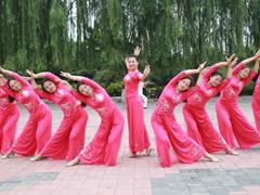 云裳广场舞 《愿做鸳鸯不羡仙》 原创古典舞 含背面动作分解教学