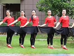 杨丽萍广场舞《甘心情愿爱着你》32步入门舞蹈 含教学
