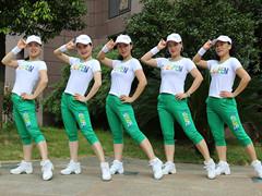 杨丽萍广场舞 第一套丽萍美体健身操 第六节 原创附教学