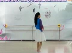 北京格格广场舞 阿妈佛心上的一朵莲 口令教学