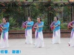 北京格格广场舞 阿妈佛心上的一朵莲 拍摄花絮