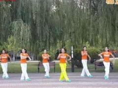 舞动旋律2007健身队 草原风吹过 原创