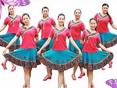 格格广场舞 泉水谣 含教学