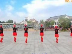 太湖一莲广场舞 我的玫瑰卓玛拉 原创水兵简单版