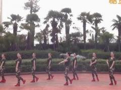 美久广场舞 当兵的历史 原创现代舞附导师教学