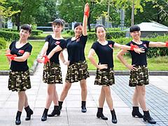 动动广场舞 《草原情缘》 草原水兵舞 含教学
