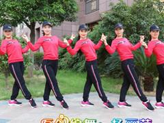 杨丽萍原创广场舞 《草原情缘》 初级鬼步舞 含教学