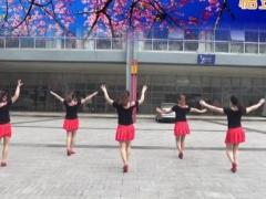 重庆叶子广场舞 爱在那老地方 32步 原创附教学