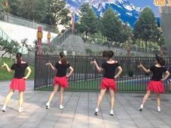 重庆叶子广场原创步子舞 DJ的歌 附教学