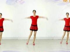 阿采广场舞 温柔与霸道 DJ版 简单 附教学和背面