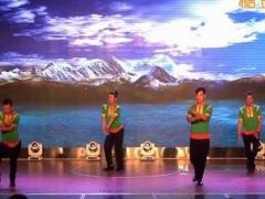 凤凰六哥重庆男子队 爱在达古冰山 正反面演示