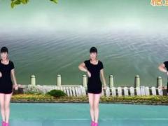 太湖一莲广场舞 迷人小妹 原创鬼步入门舞32步