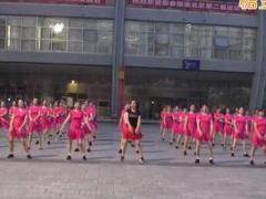 重庆叶子广场舞 把心交给你 收腹操 附原创教学
