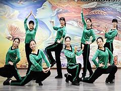 茉莉广场舞 《我最想去的地方是你的心里》 原创附教学