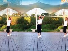 玉全广场舞 肩部运动 原创步子舞 附教学