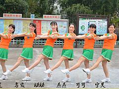 动动广场舞 《请你到平南来做客》 民族风健身舞含教学