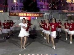新风尚原创广场舞 爱在老地方 珠海现场版