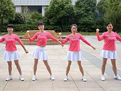 动动广场《月影》 DJ健身舞含教学