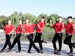 青儿广场舞 《流年似水》 原创韵律健身舞含教学