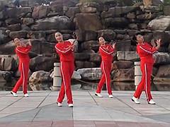茉莉广场舞 《预约》 原创入门排舞附教学